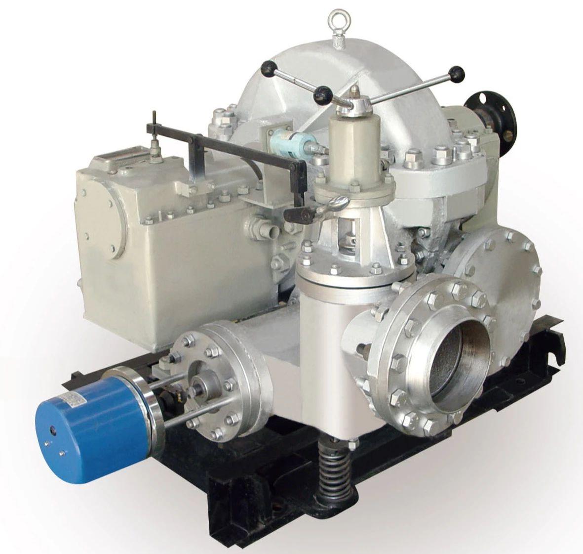 拖動變脫泵背壓式汽輪機改造